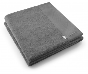 Bath towel  70x140cm Dark Grey