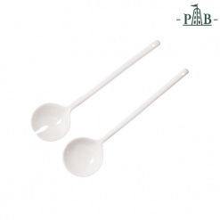 Trattoria 2 Pcs Set Salad Server Cm 27