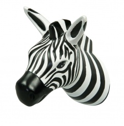 ZEBRA Tropical wallhook