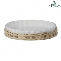 Wicker For Tart Baking Dish Cm 28 (#)