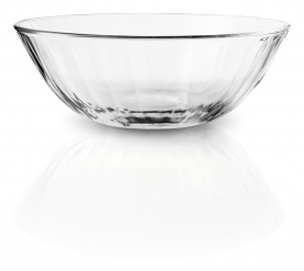 4 Facet glass bowls