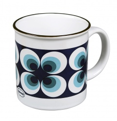 TEA/COFFEEMUG RAMONA Blue