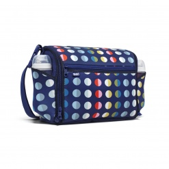 The Station Convertible: Diaper Bag Baby Dot No. 9