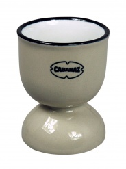 Cabanaz EGG CUP Warm grey