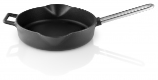 Sauté pan Ø24cm Cast iron