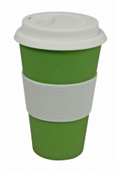 CRUISING TRAVEL MUG Wasabi green