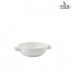 SAPORI PAN SMALL D15XH4,7 CM WHITE GB