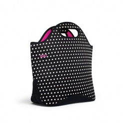 Everyday Tote mini dot black&white