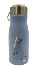 Thermal flask, Wolf