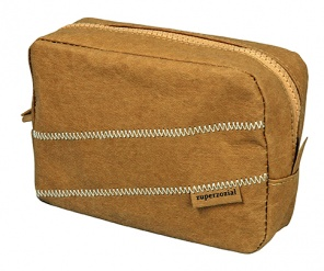 OTR TOILET BAG SHORT-STAY  Brown