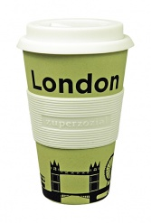 CRUISING TRAVEL MUG LONDON WGR