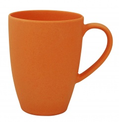 LEAN BACK MUG - Orange