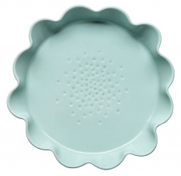 Piccadilly Piedish ovensafe, turquoise