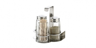 Condiment Set 3 Pcs Classic