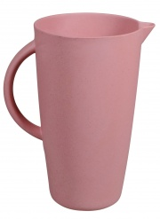 SMUG JUG pitcher Lollipop pink