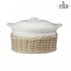 Wicker For Round Tureen W/L Cm 23