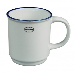 Cabanaz STACKABLE MUG White