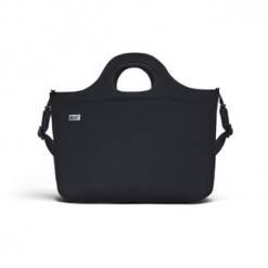 Duffle Tote - Medium Black