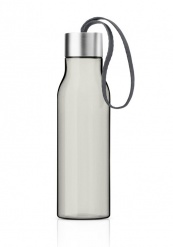 Drinking bottle, 0,5 l, smokey grey