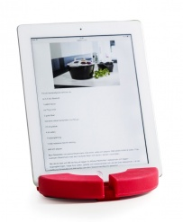 Cook´n read trivet/stand for tablet, red
