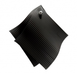 Potholders, black