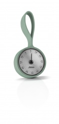 Timer with strap Gran. green