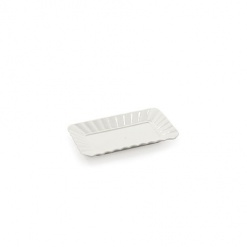 Ducale Rectangular Pastry Tray Cm 20X13 In Gift Box