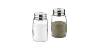 Salt & Pepper Set Smooth  Classic