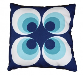 CUSHION RAMONA Blue