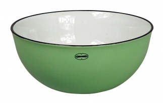 Cabanaz SALAD BOWL Vintage green