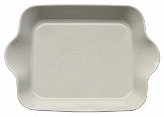 Piccadilly square dish, ovensafe