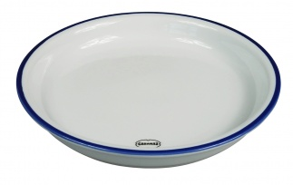 Cabanaz SMALL PLATE White