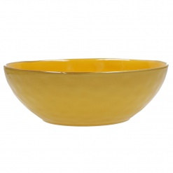 CONCERTO (Yellow) OCRA Salad Bowl Ø 26 cm
