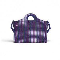 Duffle Tote - Large Dot No. 9
