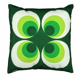 CUSHION RAMONA Green