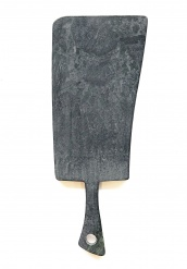 Soapstone paddle serving board