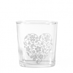 Babila Tumbler Heart/Flowers Gb