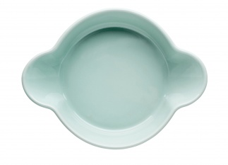 Piccadilly Portion-sized dishes ovensafe 2-pack, turquoise