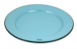 BREAKFAST PLATE Blue