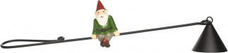Christmas candel snuffer