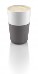 2 Cafe Latte tumbler grey