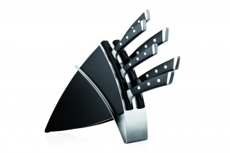 Knife Block, With 6 Knives Azza