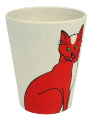 HUNGRY CAT CUP