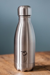 Chilly's bottle silver 260ml
