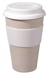 CRUISING TRAVEL MUG Coconut white