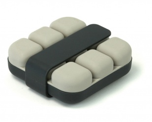 Cube Ice tray - taupe