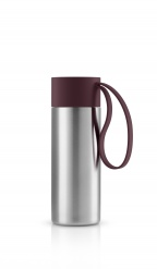 To Go Cup 0.35l Dark burgundy