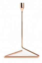 """Puzzle"" Candleholder Large Copper"