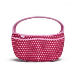 Baby Buddy: Essentials Caddy Baby Pink Mini Dots