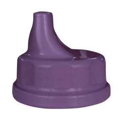 Sippy Caps for 4oz/120ml and 9oz/260ml Bottles -2 pack - Grape